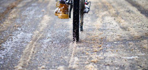 Pyöräily onnistuu hyvin myös talvisin